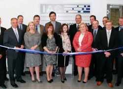 IAC dedicates new HQ in Luxembourg 280414