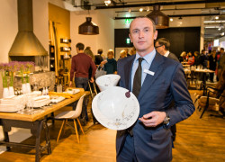 Villeroy et Boch - salon, Laurent Turmes