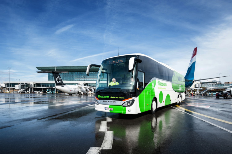 Airport shuttle luxemburg