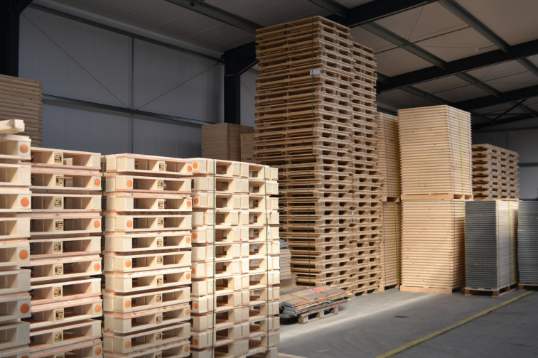 Hall de stockage NO-NAIL BOXES