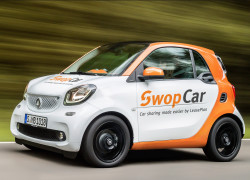 LeasePlan SwopCar - Smart