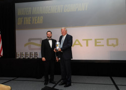 APATEQ Texas Oil and Gas Awards 2016 Water Management Comapany of the Year