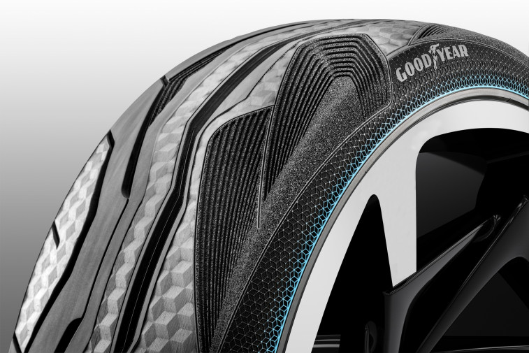 Goodyear CityCube Rear Tire 03