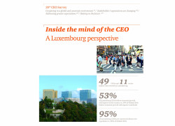 CEO Survey Cover