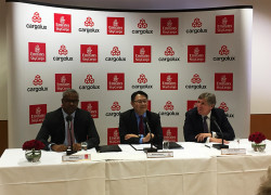 Press Conference Emirates SkyCargo & Cargolux