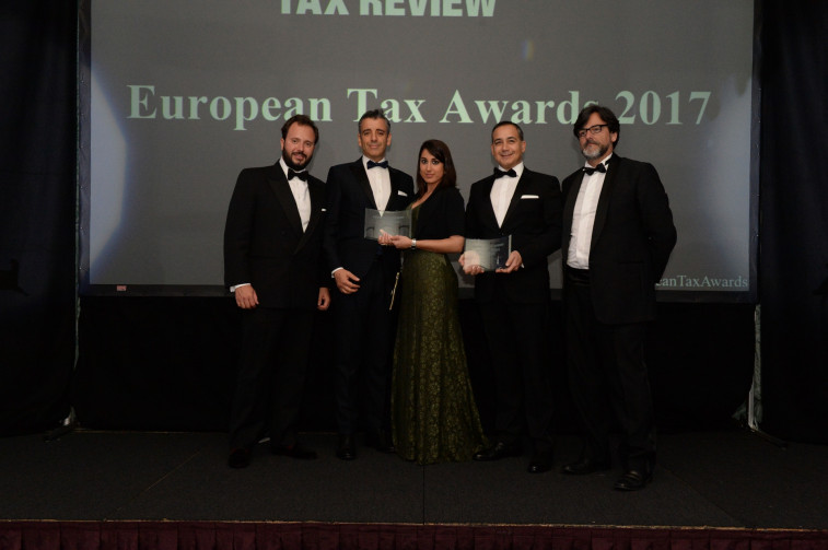 Baker McKenzie Luxembourg recognized as