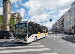 Volvo 7900 Electric Differdange