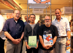 vernissage caricatures