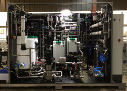 Multi-purpose water treatment system WaterPaq