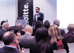 Luc Brucher Deloitte healthcare conference