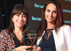Photo Dentons Women in Business Law Awards