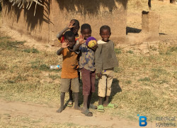B Medical Systems - Children in Democratic Republic of the Congo