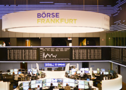 Frankfurt Stock Exchange 2 Source Thomas Schultz