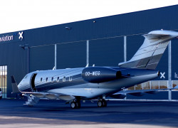 Bombardier Challenger 350 ext