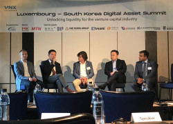 Panel Seesion  opening up private markets to liquidity  2