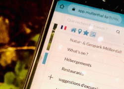 thumbnail Mullerthal App - Mullerthal Region in your pocket - Menus et cate?gories (1)